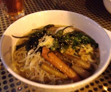 Ramen goes best with local beer at Underbelly